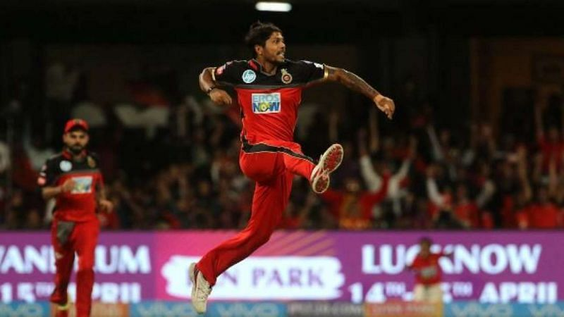 Umesh Yadav was fast, but ineffective for Kohli