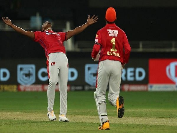 KXIP have three bowlers in the top 6 of the IPL 2020