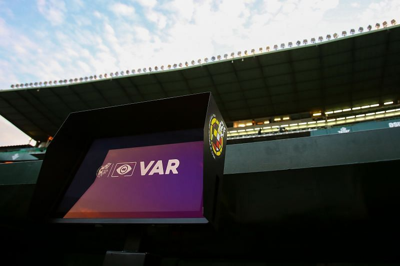 VAR was once again a major talking point from the Real Betis Balompie v Real Madrid clash
