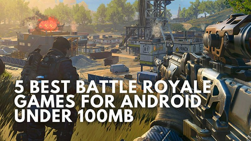 5 best battle-royale games for Android under 100MB