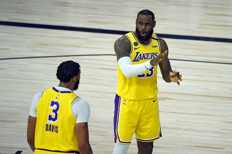 Could it be curtains for the Lakers if they go down 0-2?