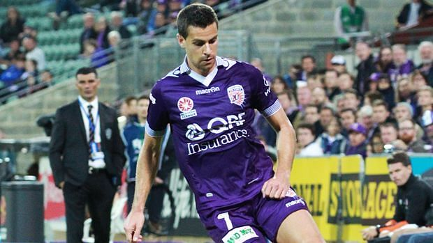 Joel Chianese has signed for ISL side Hyderabad FC (Image Courtesy: Perth Glory)