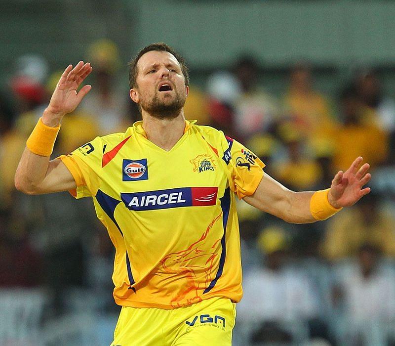 Dirk Nannes has played for 3 IPL teams.