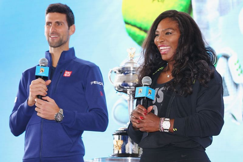 Novak Djokovic Has Some Very Strong Opinions That Are Often True Serena Williams