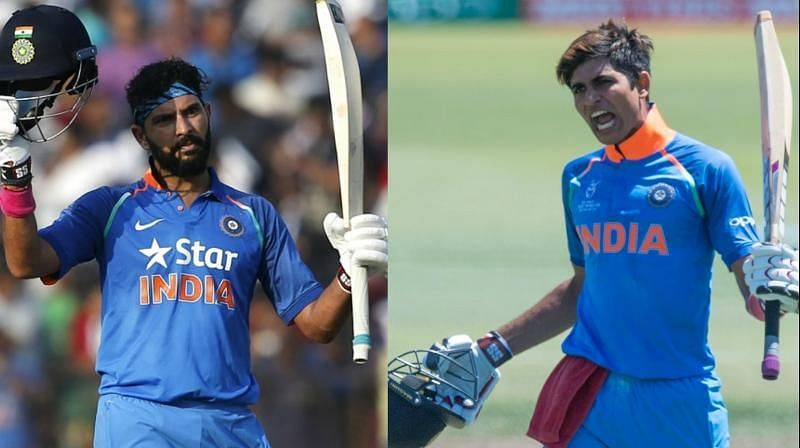 Yuvraj Singh advised Shubman Gill to not be too critical of himself and enjoy his game