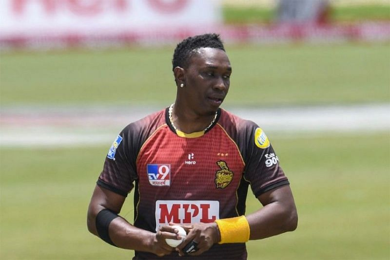 DJ Bravo has returned to his death-bowling best this tournament.