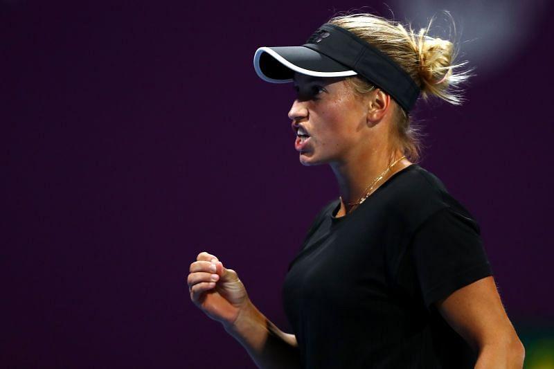Yulia Putintseva will face Aliaksandra Sasnovich in the third round of the US Open