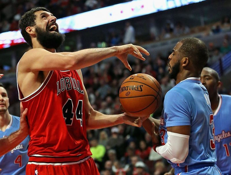 Mirotic was a solid NBA player