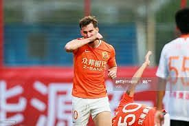 Leo Baptistao is a key player for Wuhan