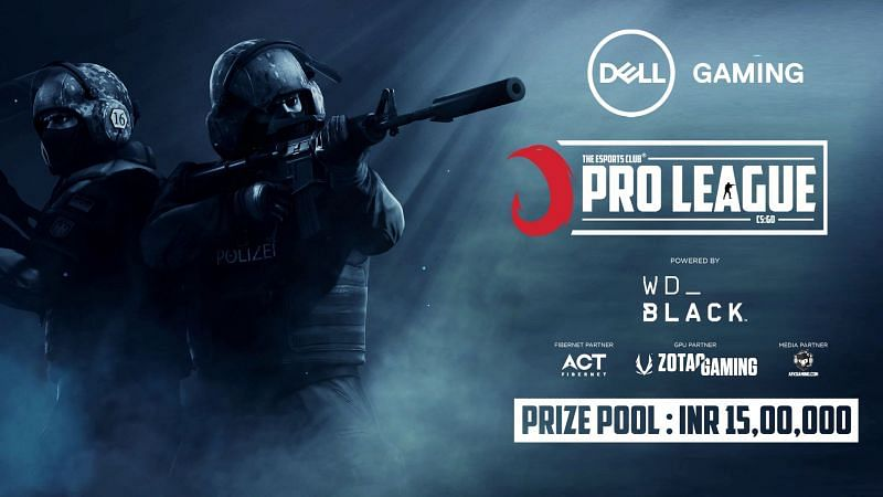 The Esports Club launched the Dell Gaming TEC Pro League for CS: GO (image credits: The Esports Club)