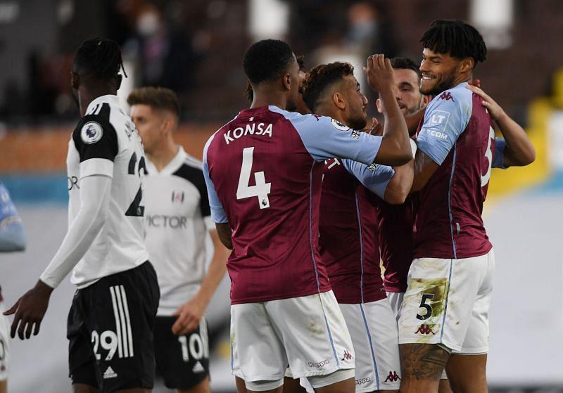 Aston Villa come into Thursday