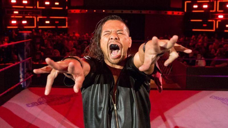 Shinsuke Nakamura has a major win against John Cena