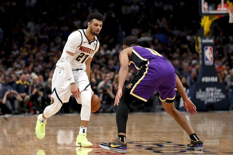 The Denver Nuggets will play against the LA Lakers in the Western Conference Finals.