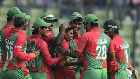 तैजुल और बांग्लादेश टीम