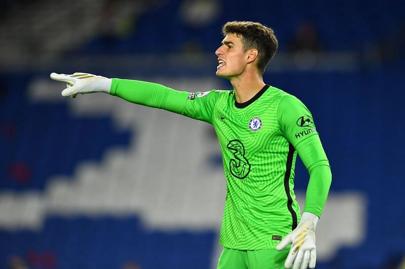 Frank Lampard to hold talks with Kepa Arrizabalaga