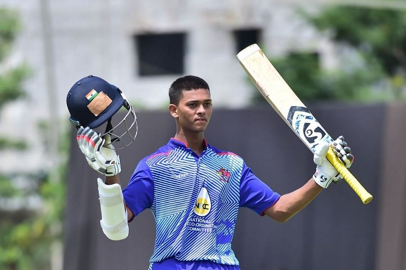 Yashasvi Jaiswal plays for Mumbai in domestic cricket (Image Credits: The Statesman)