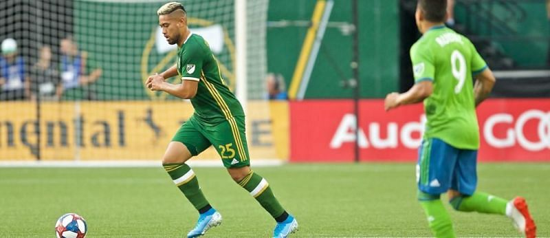 The Portland Timbers face a tough test. Image Source: Portland Timbers