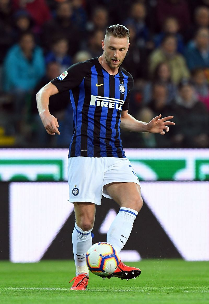 Milan Skriniar the next piece of Tottenham