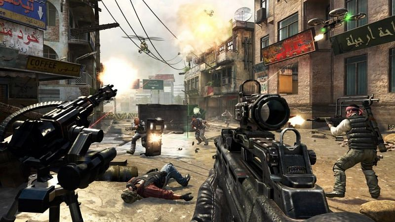 Call of Duty Modern Warfare 3 has won many awards (Image Credit: Infinity Ward, Sledgehammer games)