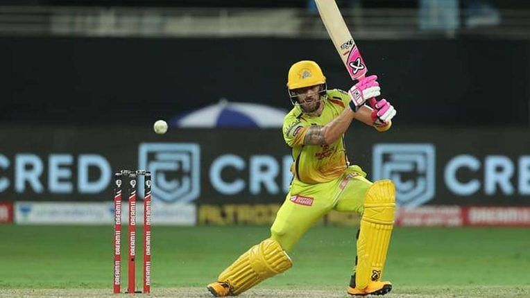 Faf du Plessis has once again become the holder of the IPL 2020