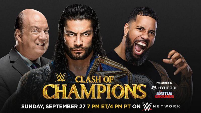 Clash of Champions 2020