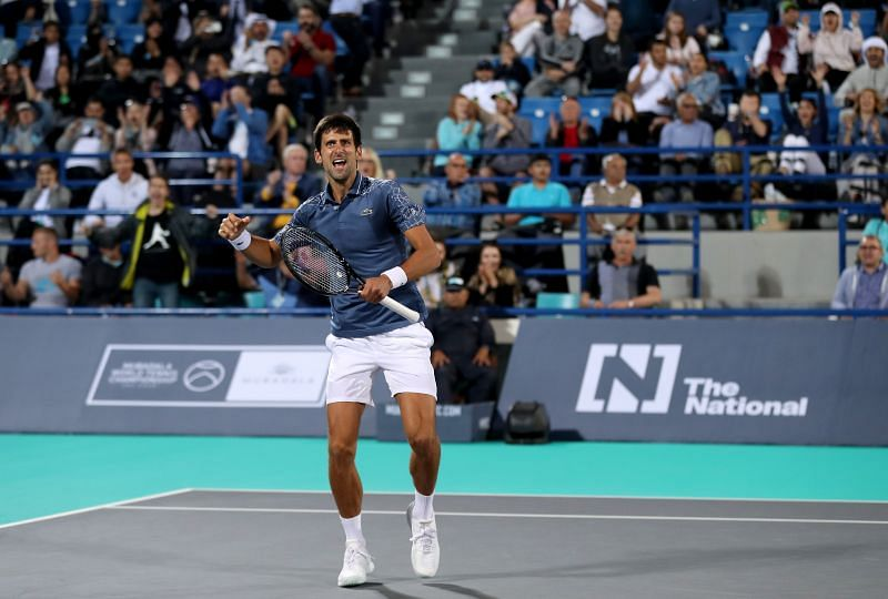 Novak Djokovic will be hoping to receive his dues soon.