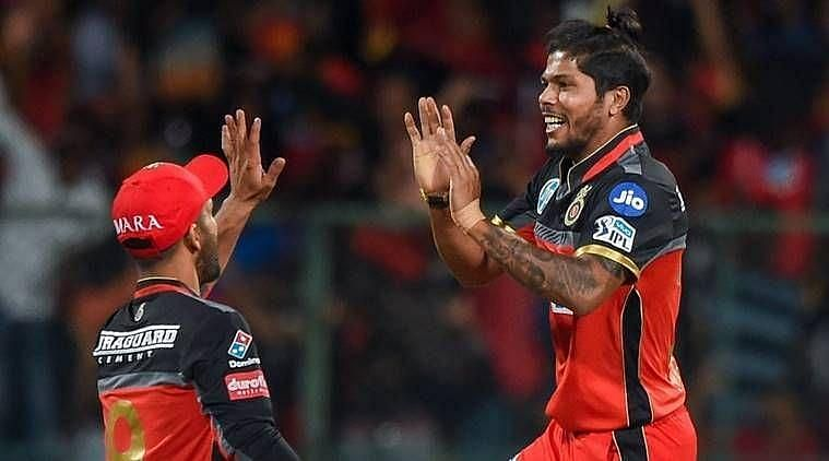 Umesh Yadav has proved to be a letdown in the RCB bowling attack
