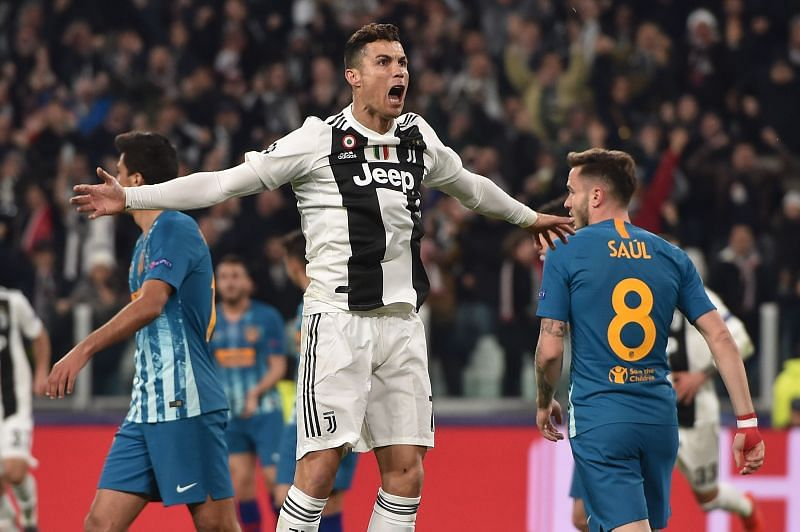 Even at 35, Ronaldo looks simply unstoppable for Juventus
