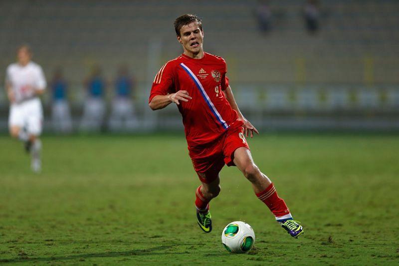 Alexander Kokorin is injured for this fixture