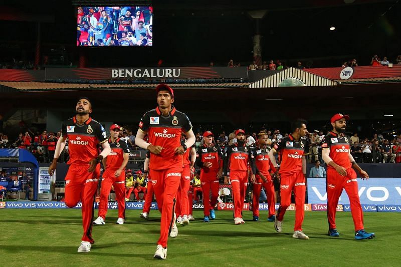 RCB will have some selection issues ahead of this encounter