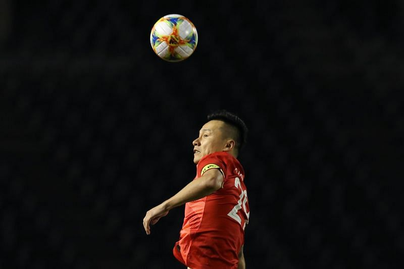 Guangzhou Evergrande take on their local rivals