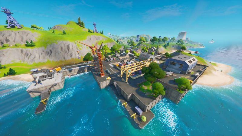 Dirty Docks in Fortnite Season (Image Credits: Fortnite Wiki)