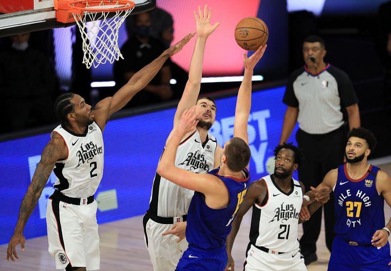 Denver Nuggets vs LA Clippers - Game Five