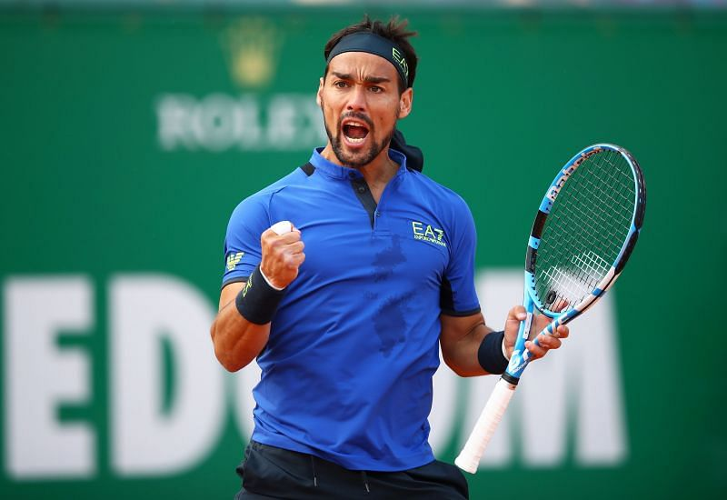 Fabio Fognini is a former World No. 9 player.