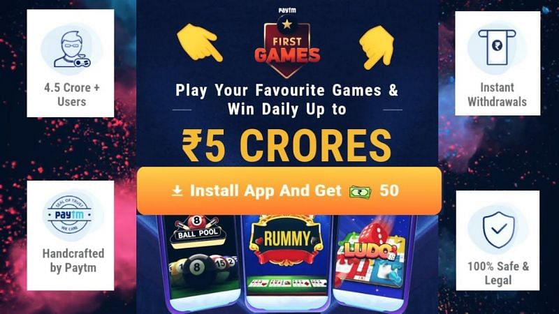Image Credits: Paytm First Games, Youtube