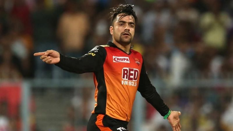 Rashid Khan dedicated his Man of the Match award against the Delhi Capitals to his late parents
