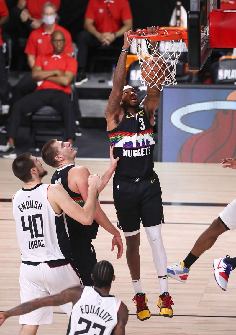 The Denver Nuggets have adapted scarily well to the LA Clippers