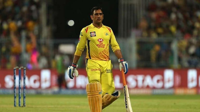 CSK captain MS Dhoni will be their most important batsman in IPL 2020