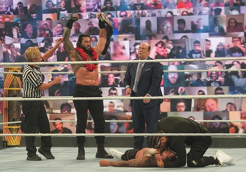 Roman Reigns is doing very well as the Universal Champion