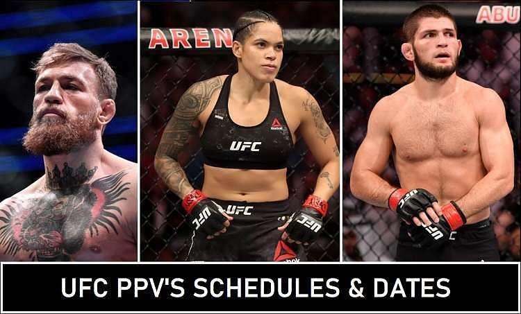 UFC Past events