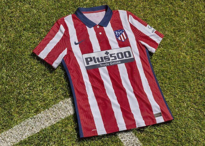 Atleti Home Shirt 2020/21