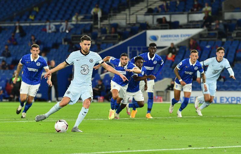 Jorginho is likely to remain at Stamford Bridge