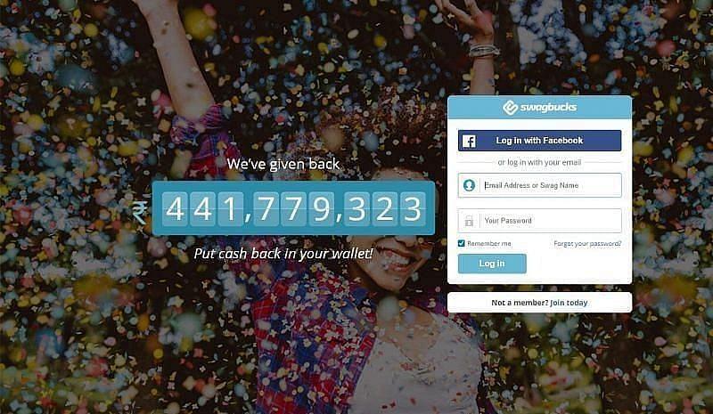 Swagbucks - One such GPT website
