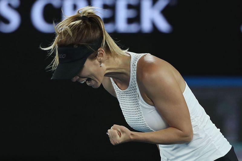 Tsvetana Pironkova has made good use of the quick New York courts all week.