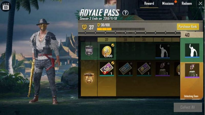Royale Pass in PUBG Mobile (Image Credits: Root Update)