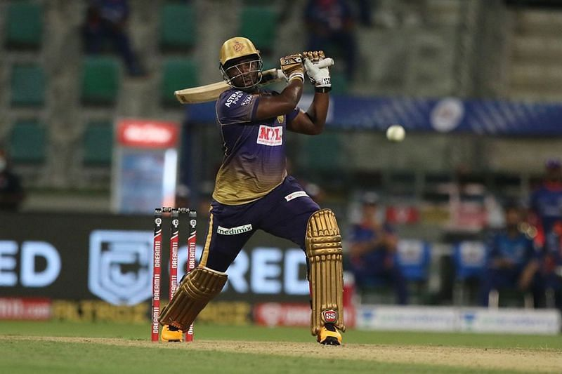 Andre Russell was left with too much to do [PC: iplt20.com]