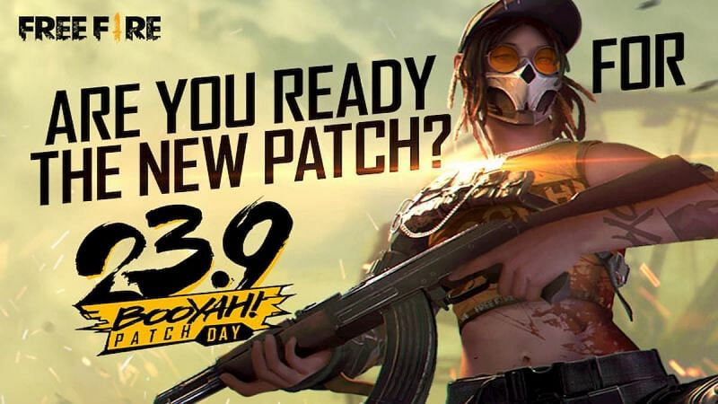 Free Fire OB24 patch update release date is out