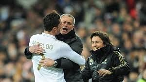 Jose Mourinho thinks Cristiano Ronaldo is one of the best footballers ever but does not include him in his top three.