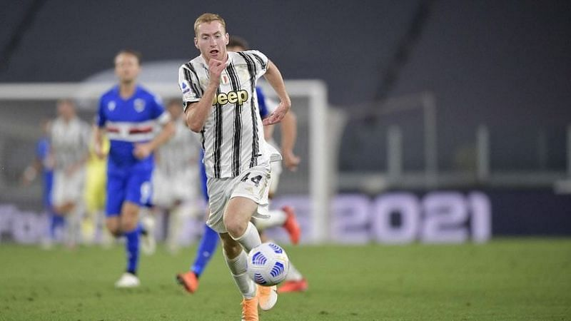 Dejan Kulusevski opened his account for Juventus in spectacular fashion.