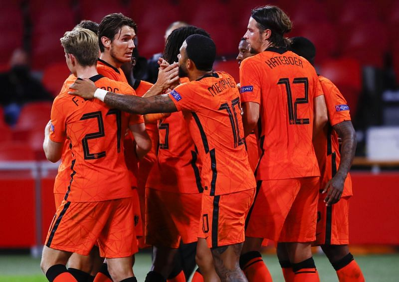 The Netherlands saw off Poland in a cagey affair on Friday night